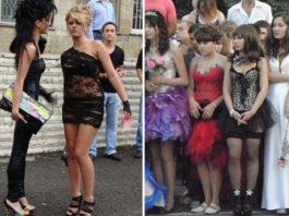 Невдалі сукні випускниць