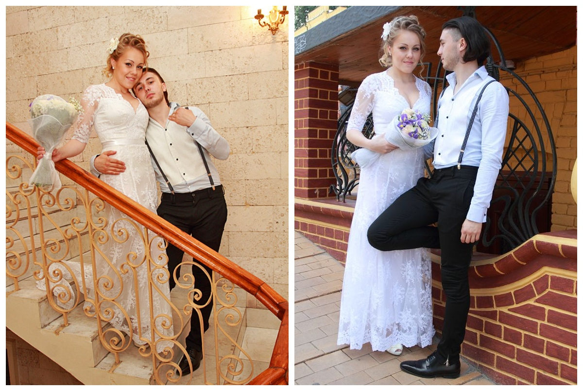 Весілля Alyosha і Тараса Тополі