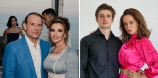 Родина Оксани Марченко