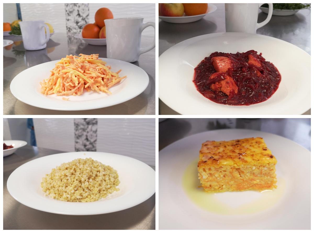 Як виглядають нові страви для учнів (фото взяте з порталу Liga.life)