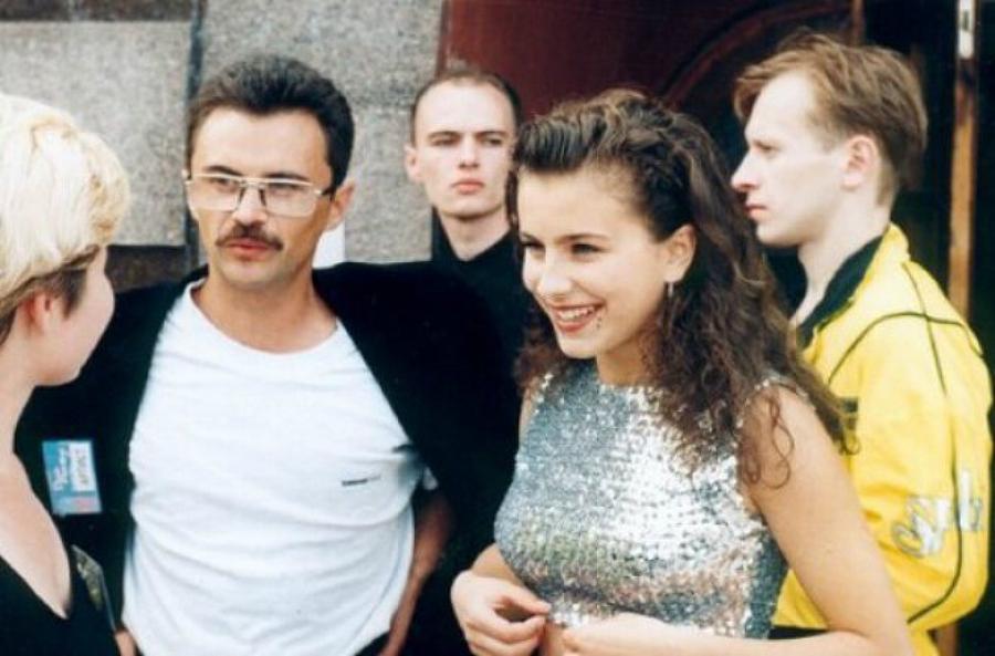 Юрій Фальоса і Ані Лорак