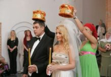 15 червня 2008 року Тіна Кароль та Євген Огір обвінчалися