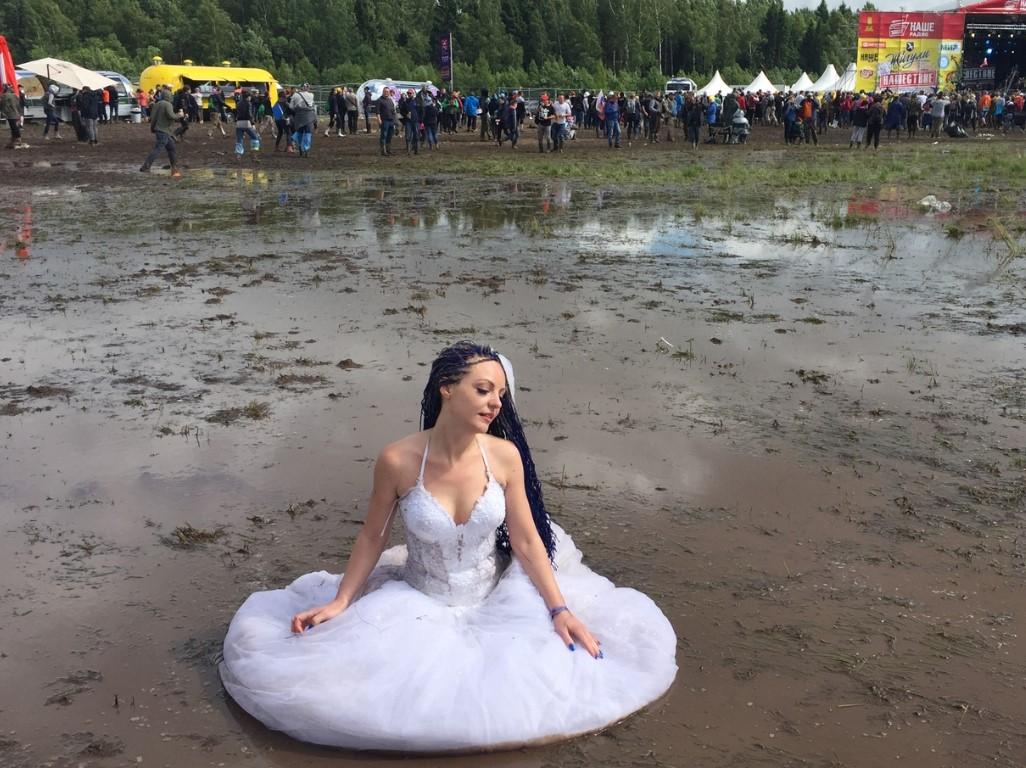 Дивні весільні фото