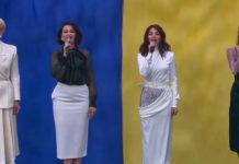 Жіночий квартал заспівав гімн України