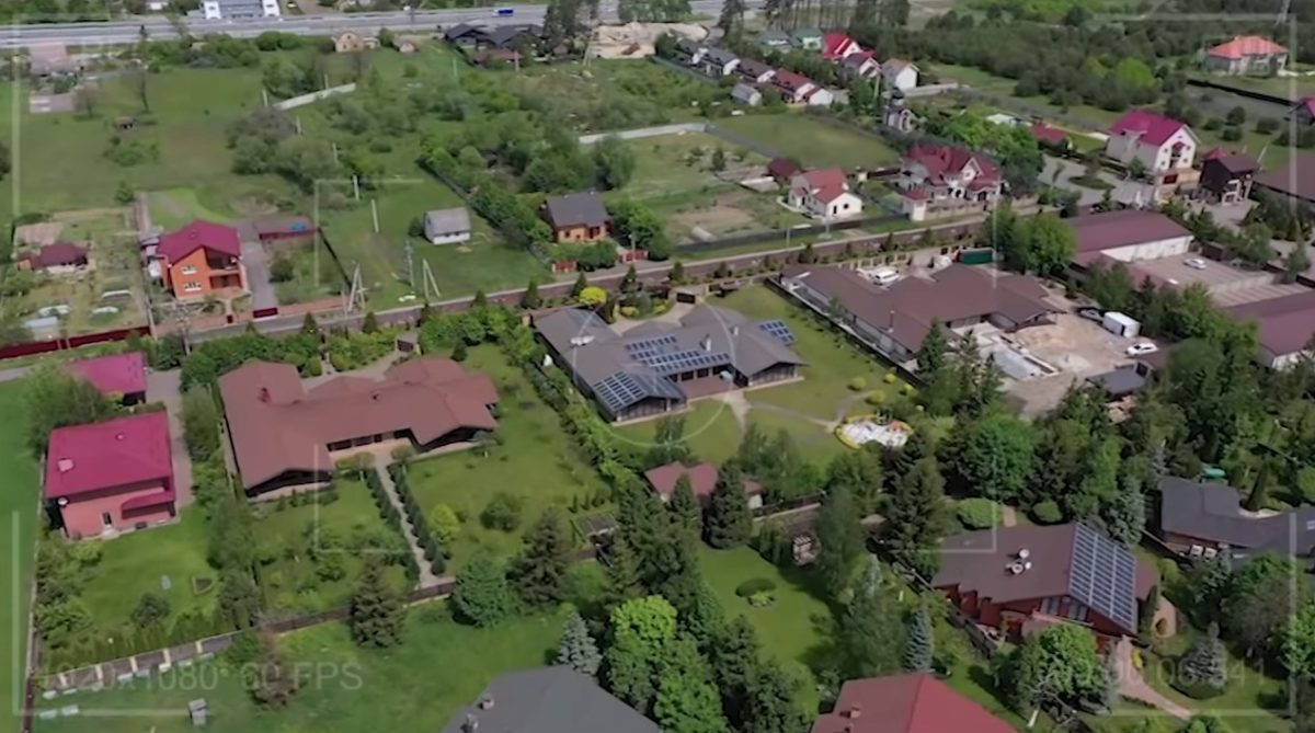 Будинок Ірини Білик