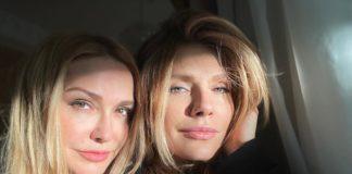 Ольга Сумська з донькою Антоніною Паперною