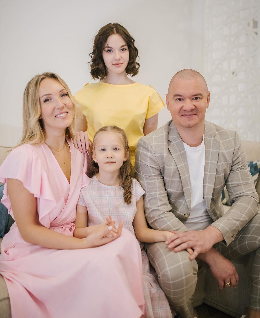 Родина Євгена Кошового