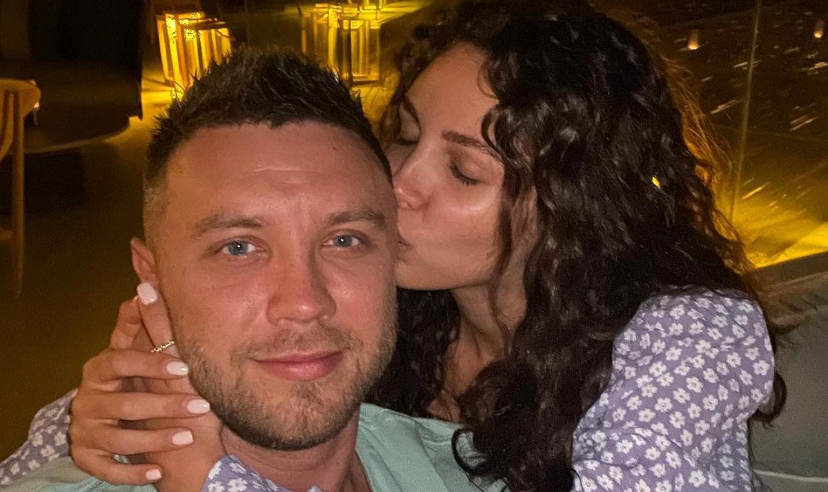 Михайло Заливако і Анна Богдан