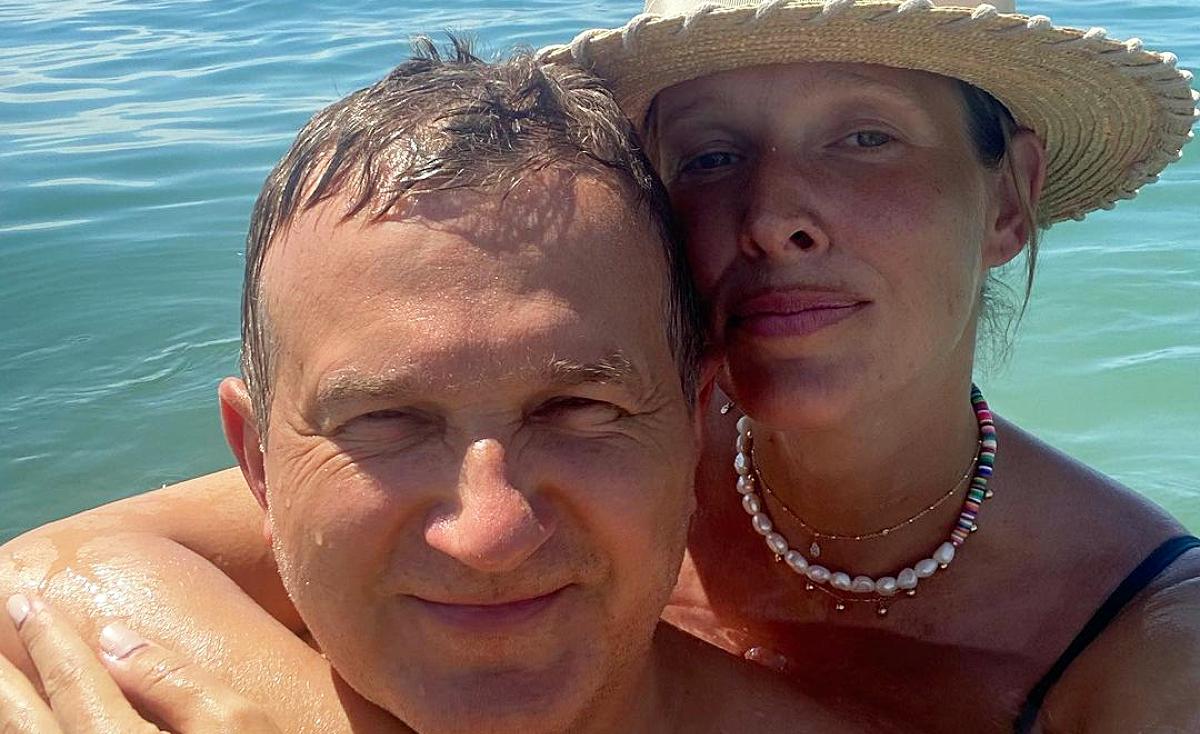 Юрій Горбунов і Катя Осадча