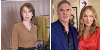 Ірина Меладзе, Валерій Меладзе та Альбіна Джанабаєва