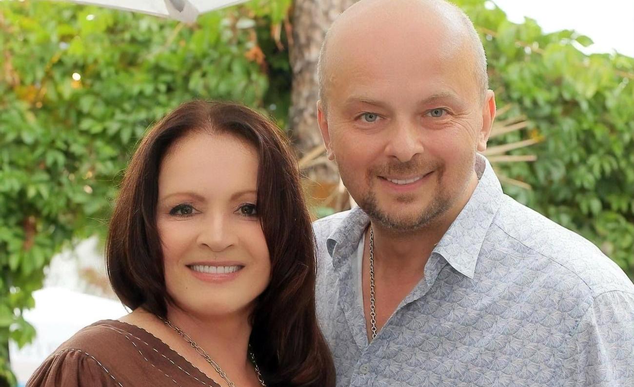 Софія Ротару з сином
