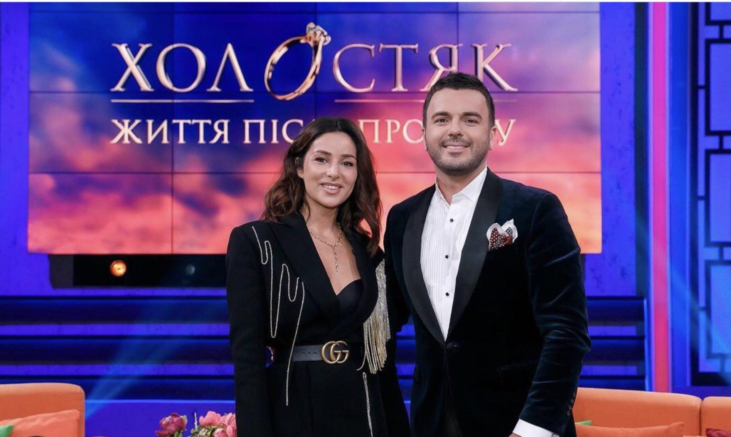 Злата Огнєвіч та Григорій Решетник