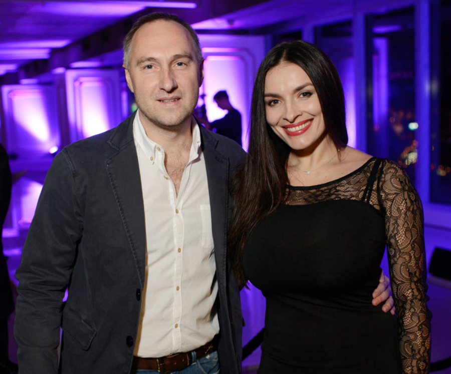 Надія Мейхер та Михайло Уржумцев