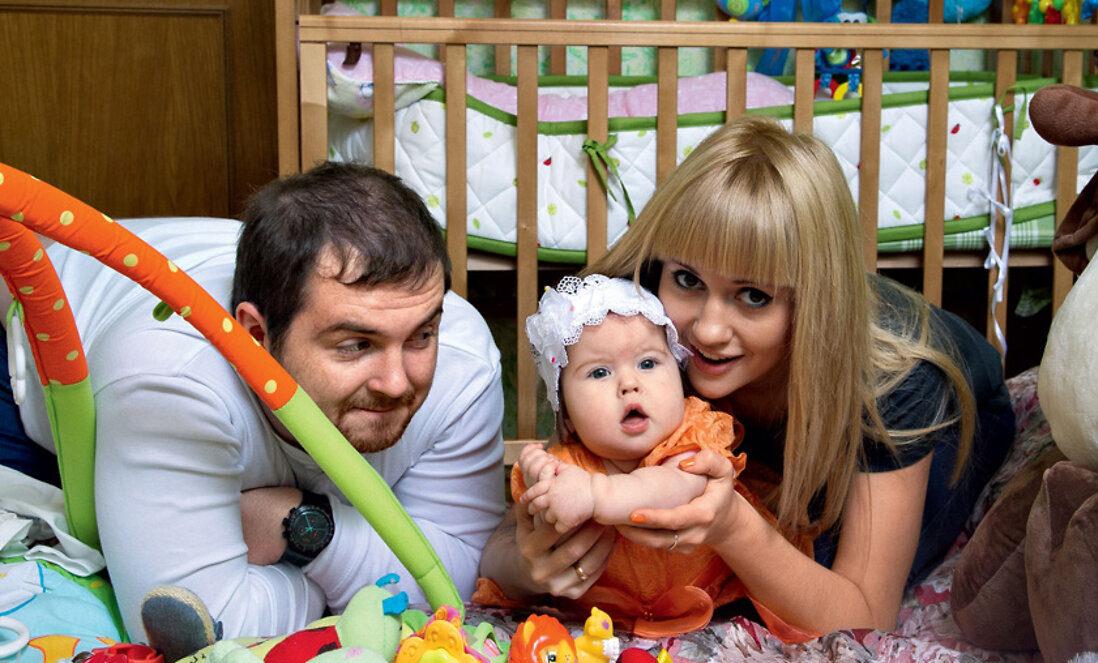 Павло Сердюк і Анна Руднєва