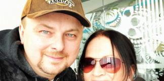 Софія Ротару з сином Русланом