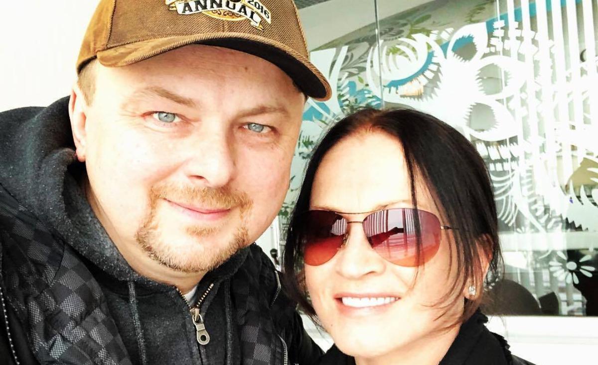 Софія Ротару та її син Руслан Євдокименко