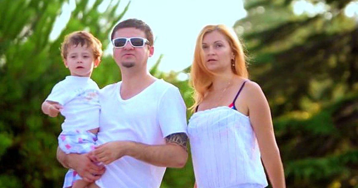 Родина Юрій Крапова