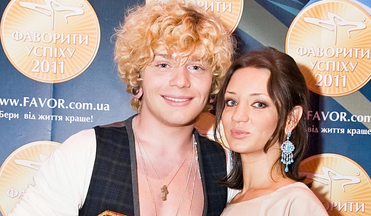 Олександр Кривошапко і Тетяна Денисова