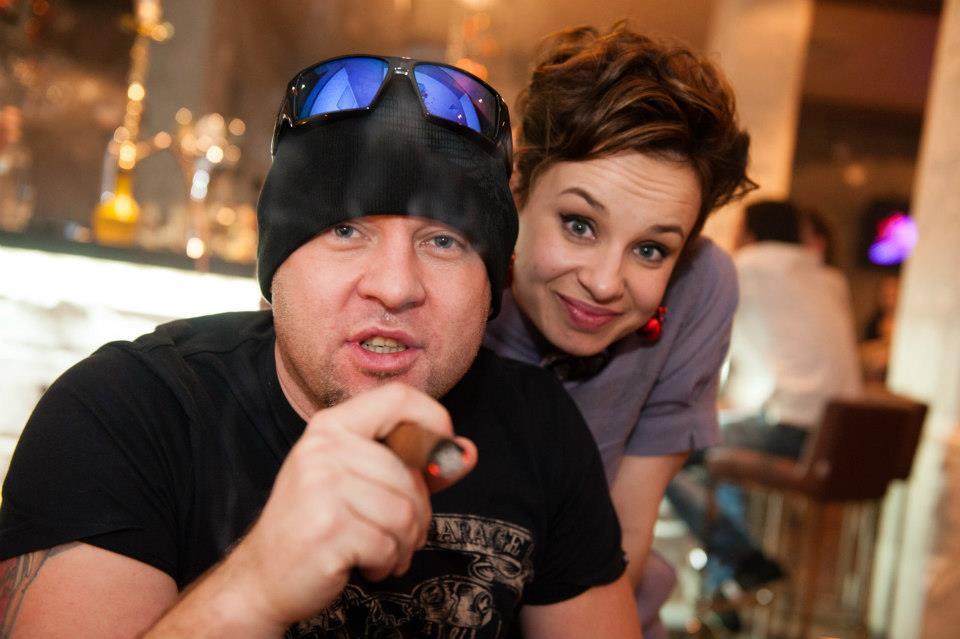 Олександр та Ірина Пікалови