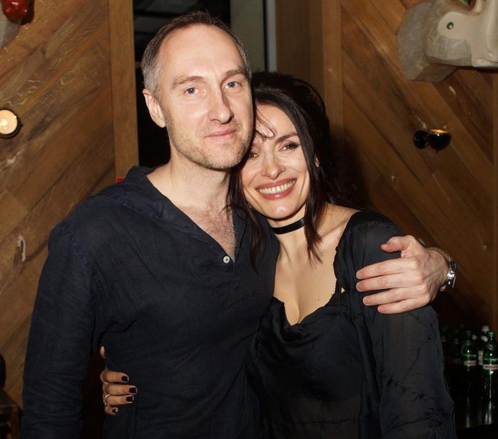 Надія Мейхер та її чоловік Михайло Уржумцев