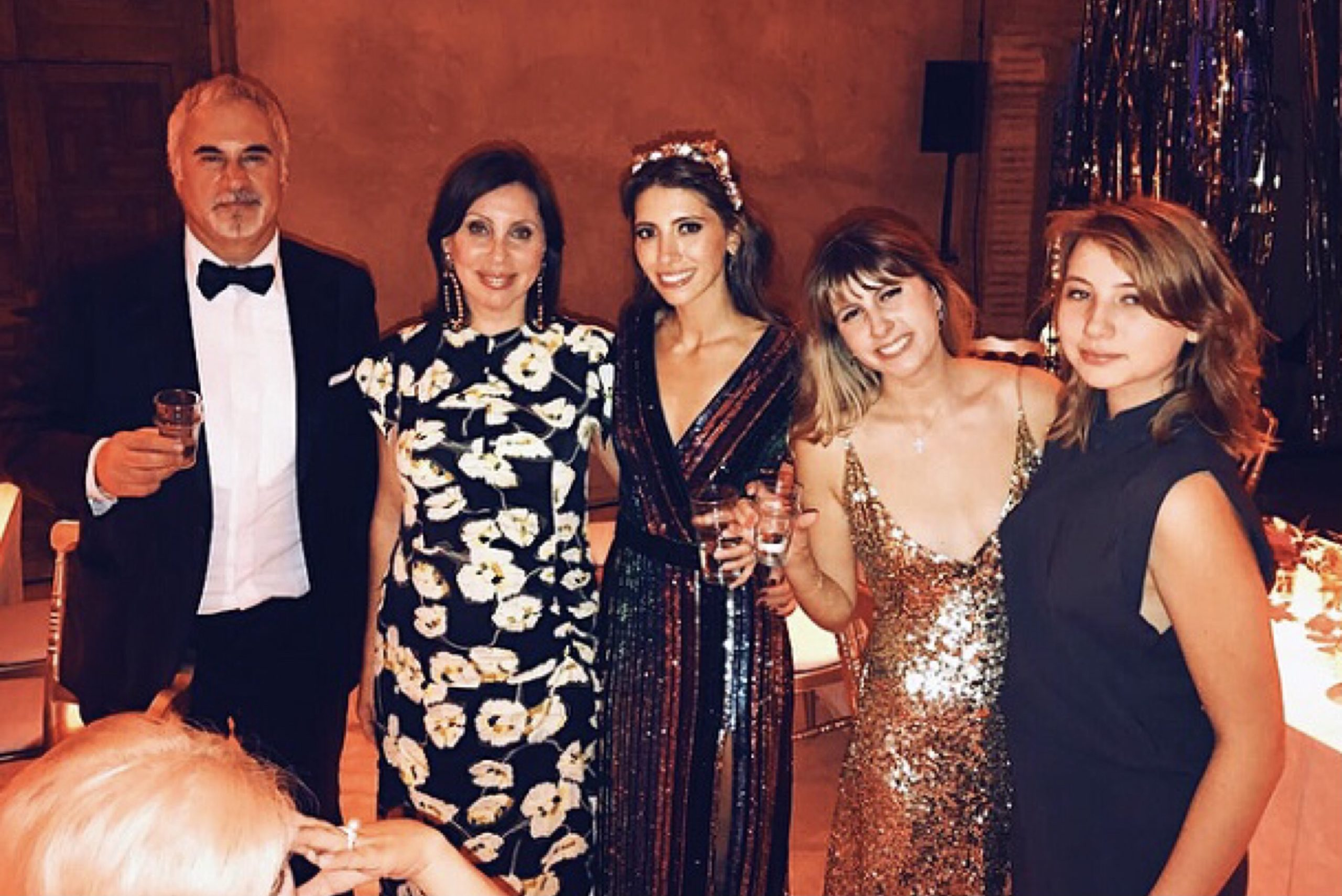 Валерій Меладзе разом з доньками