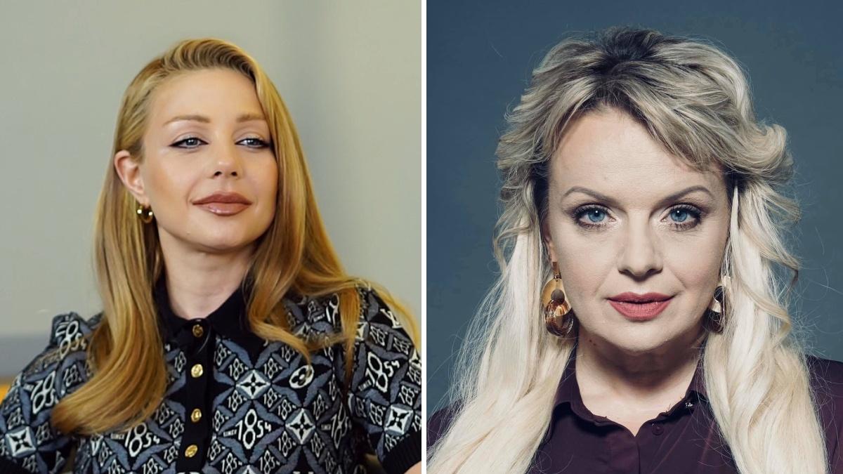ТІна Кароль та Ірма Вітовська