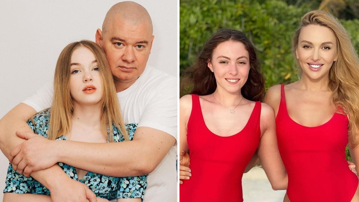 Діти українських зірок, які вийшли з тіні знаменитих батьків