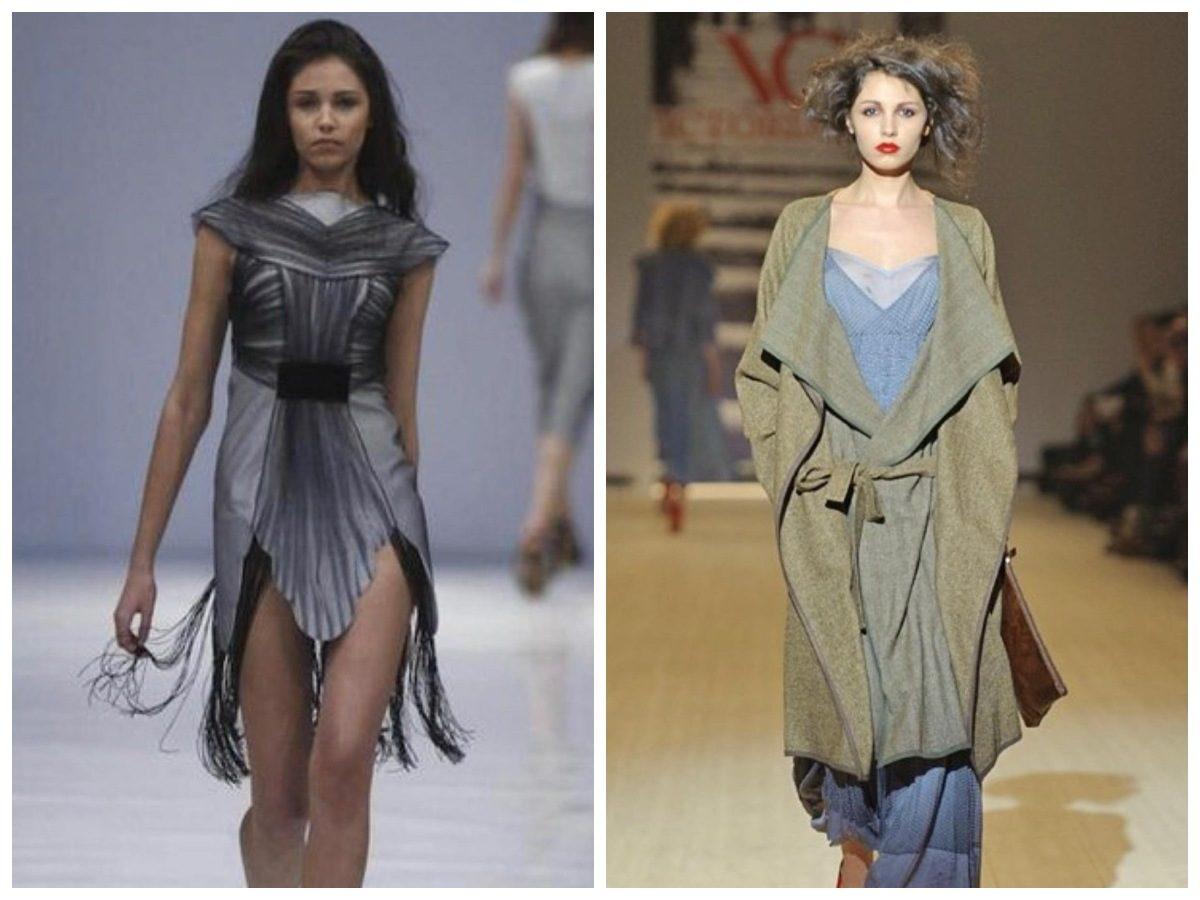 Анна Богдан у 18 років була моделлю