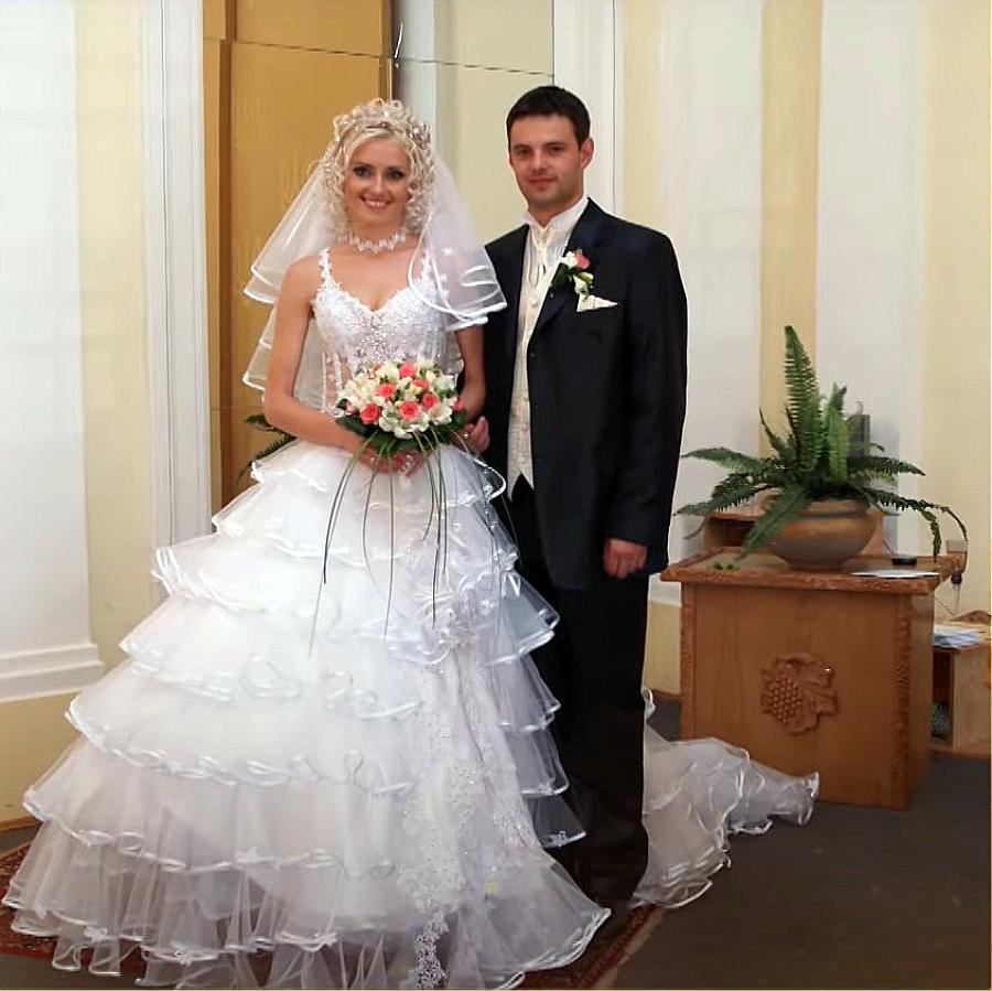 Весілля Ірини Федишин і Віталія Човника