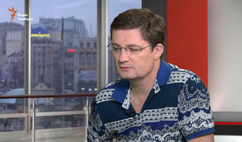 Ігор Кондратюк в інтерв'ю на Радіо Свобода