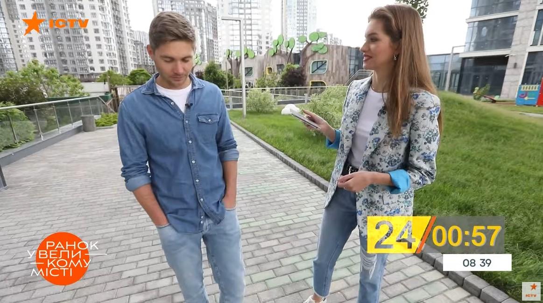 Володимир Остапчук у програмі 33 за 3