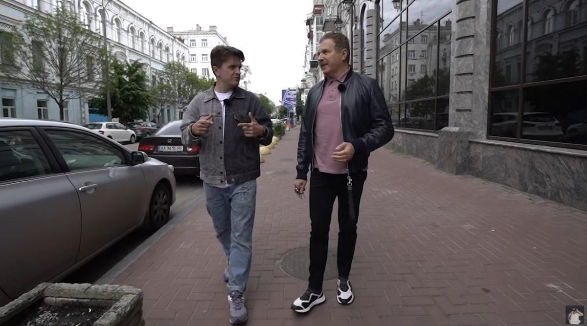 Юрій Горбунов у Зе Інтерв'юєр