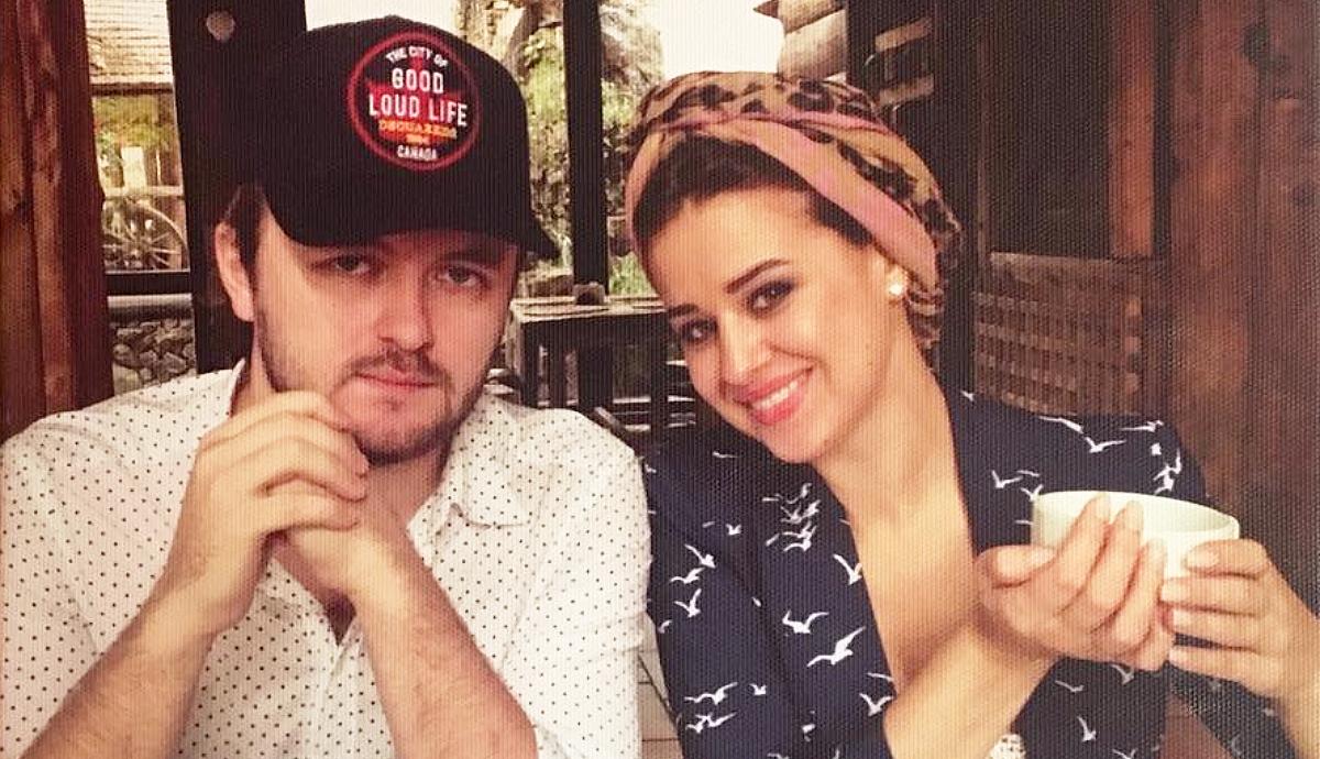 Дзідзьо та його колишня дружина Славія