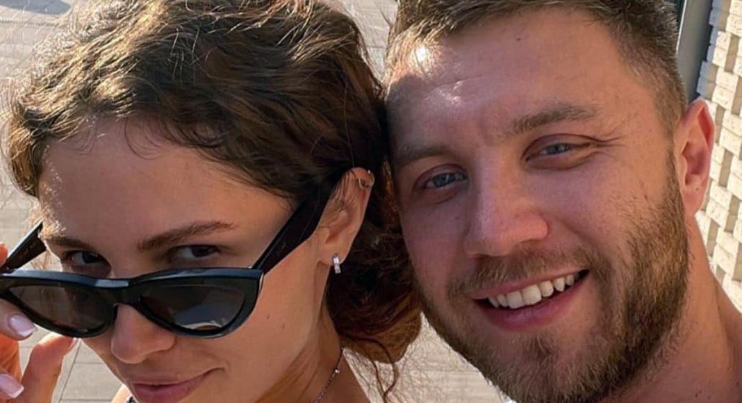 Анна Богдан і Михайло Заливако