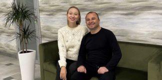 Віктор Павлік і Катя Репяхова
