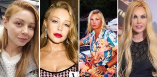 Українські співачки без макіяжу
