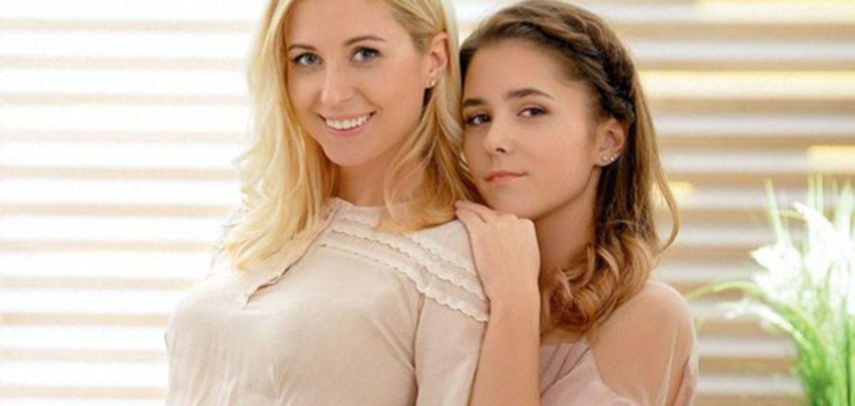 Тоня Матвієнко з донькою Уляною