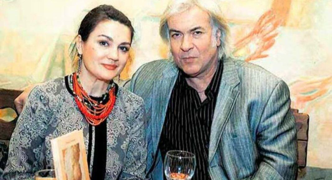 Наталія Сумська та В'ячеслав Хостікоєв
