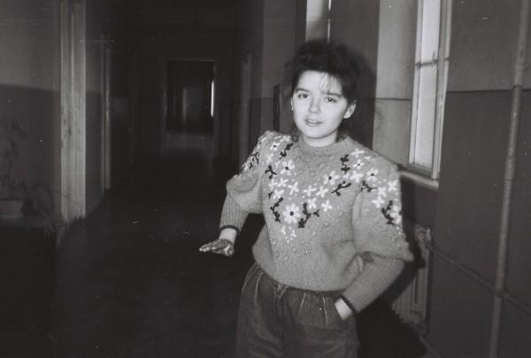 Марічка Падалко в молодості