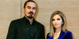 Олег Фагот Михайлюта і Ольга Навроцька