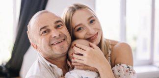 Віктор Павлік з дружиною та сином