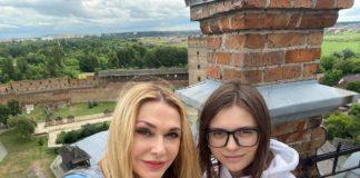 Ольга Сумська з донькою Анною