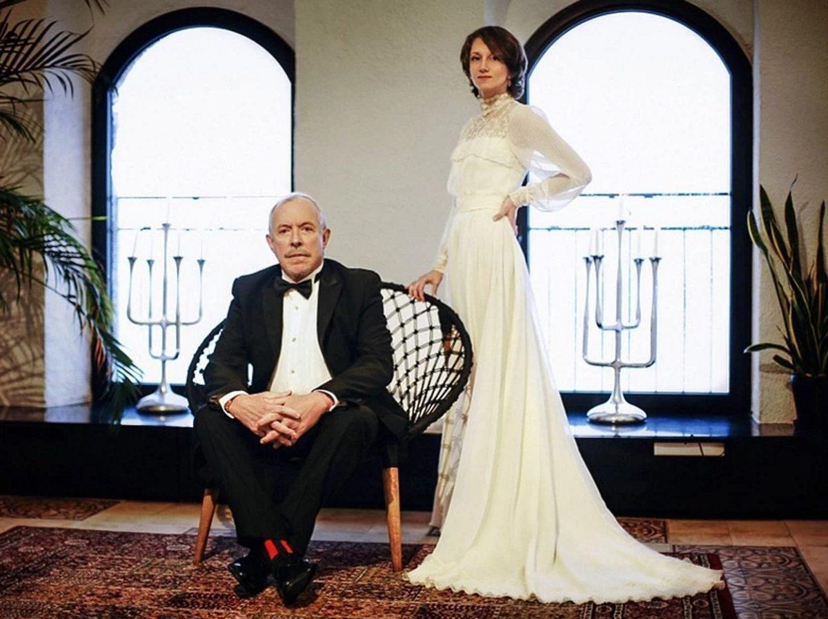 Весілля Андрія Макаревича та Ейнат Кляйн