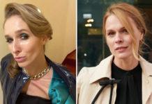 Катя Осадча і Ольга Фреймут