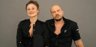 Оля Мартиновська і Володимир Ярославький