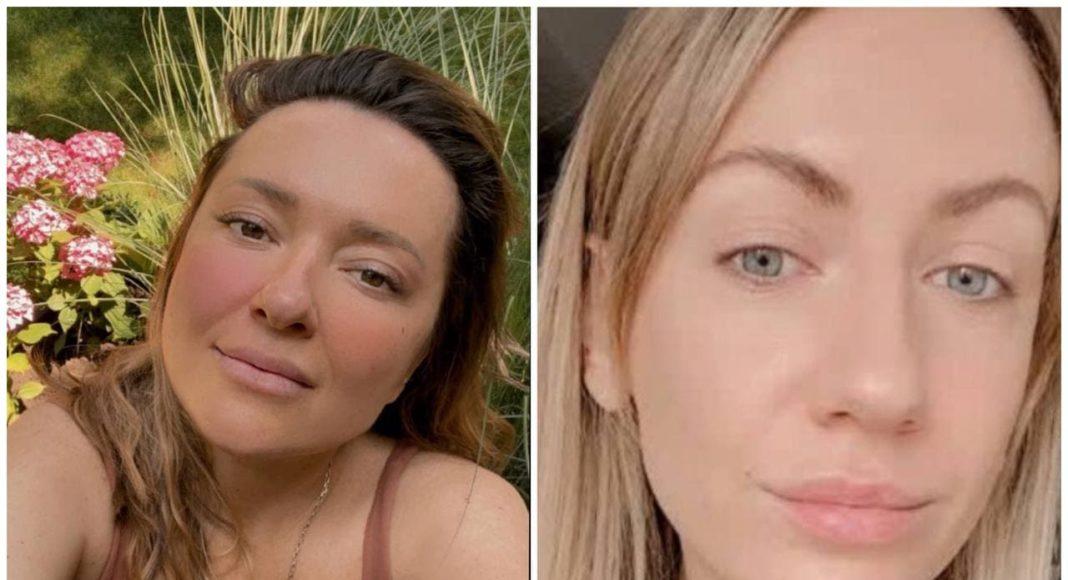 Наталія Могилевська та Леся Нікітюк