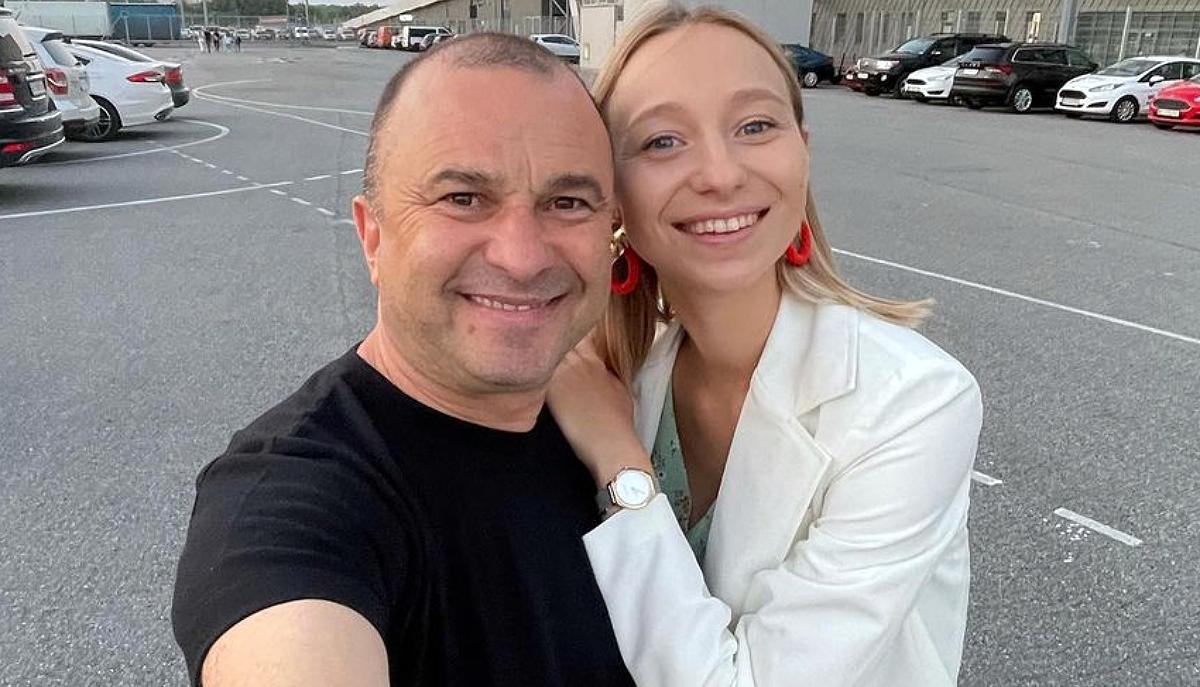 Віктор Павлік та Катерина Репяхова