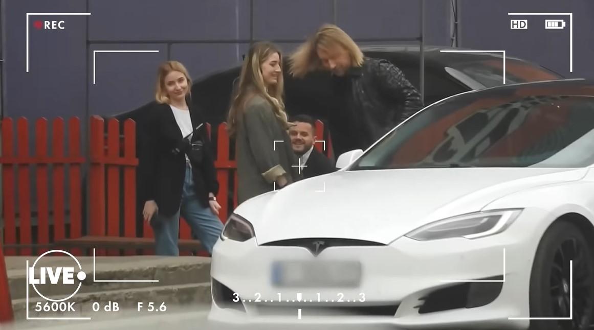 Ще одне авто Олега Винника