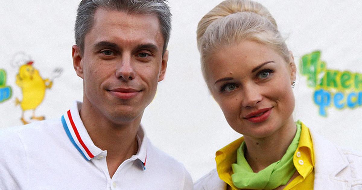 Андрій Доманський і Лідія Таран