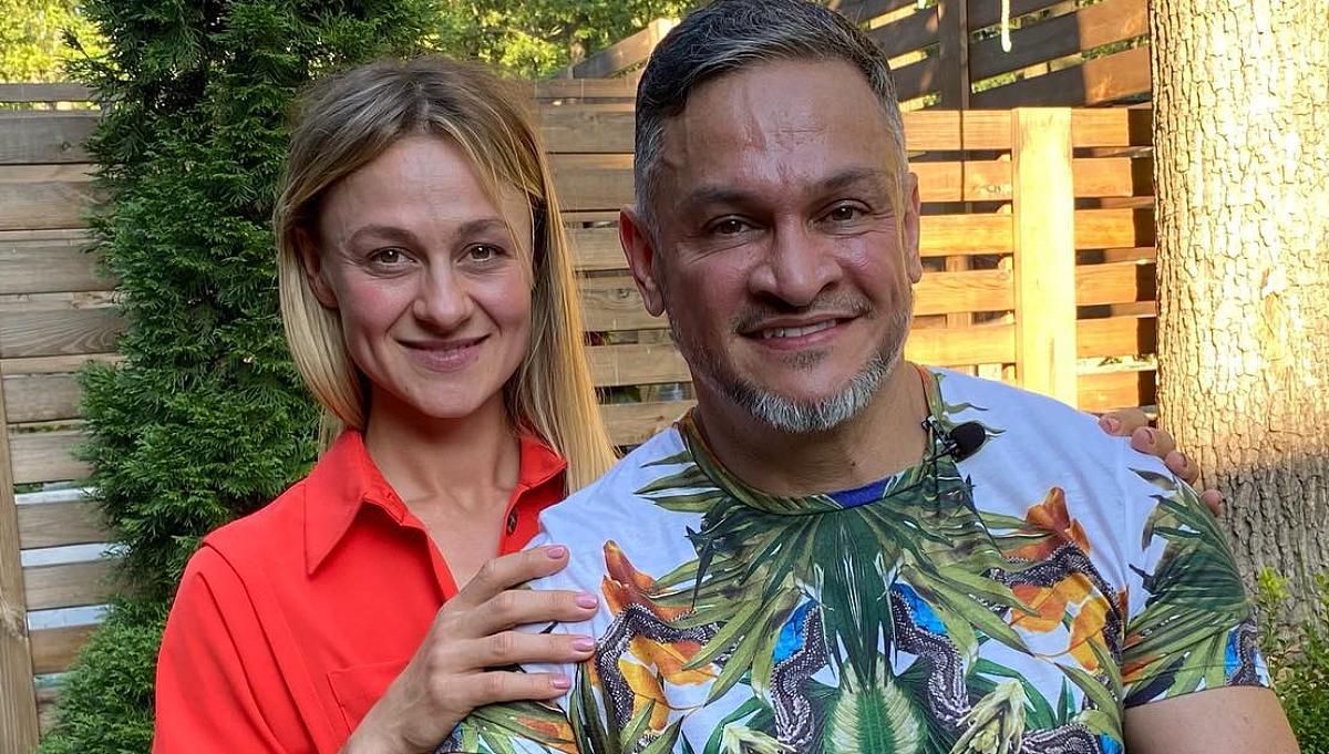 Оля Мартиновська та Ектор Хіменес-Браво